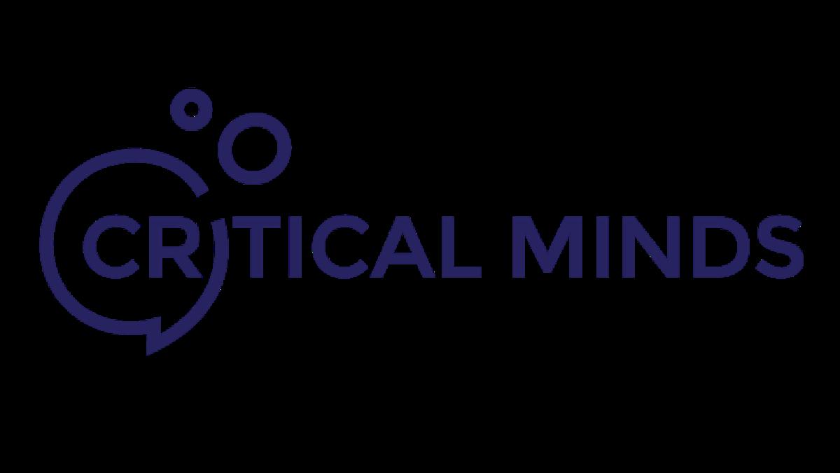Critical Minds logo – Bas Cheizoo