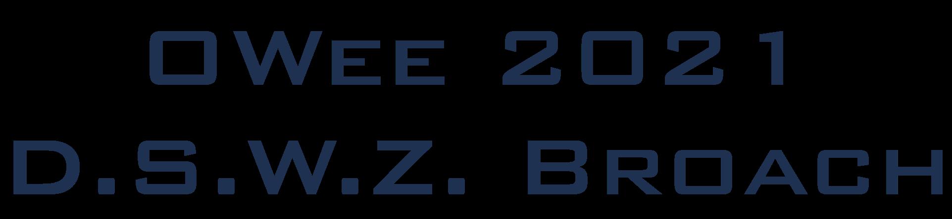 OWee2021Site
